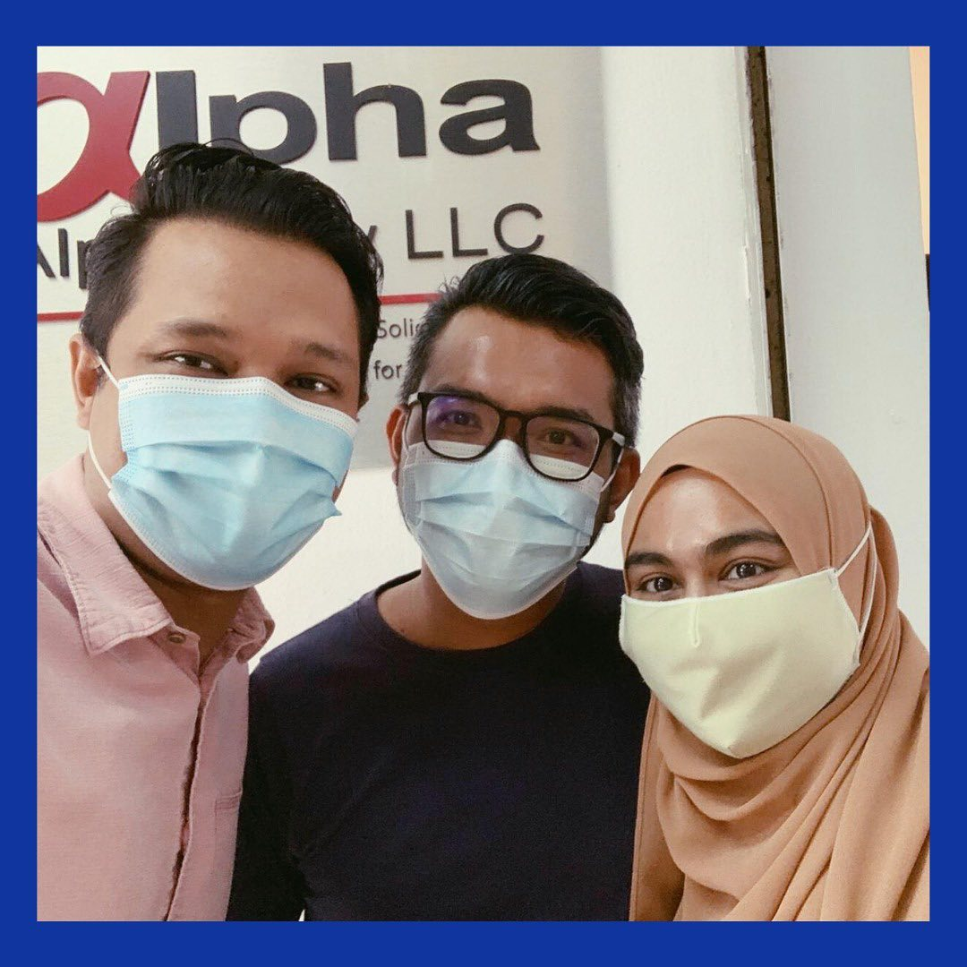 great couple with HeroHomesSG