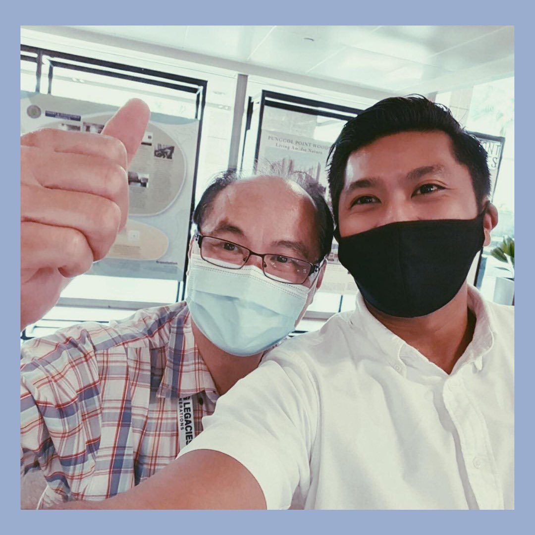 mr lim with HeroHomesSG