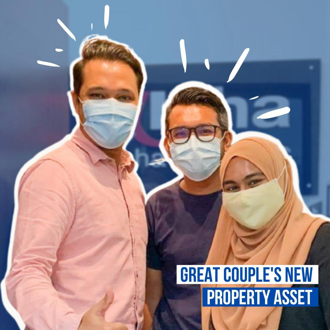 great couple new property herohomessg