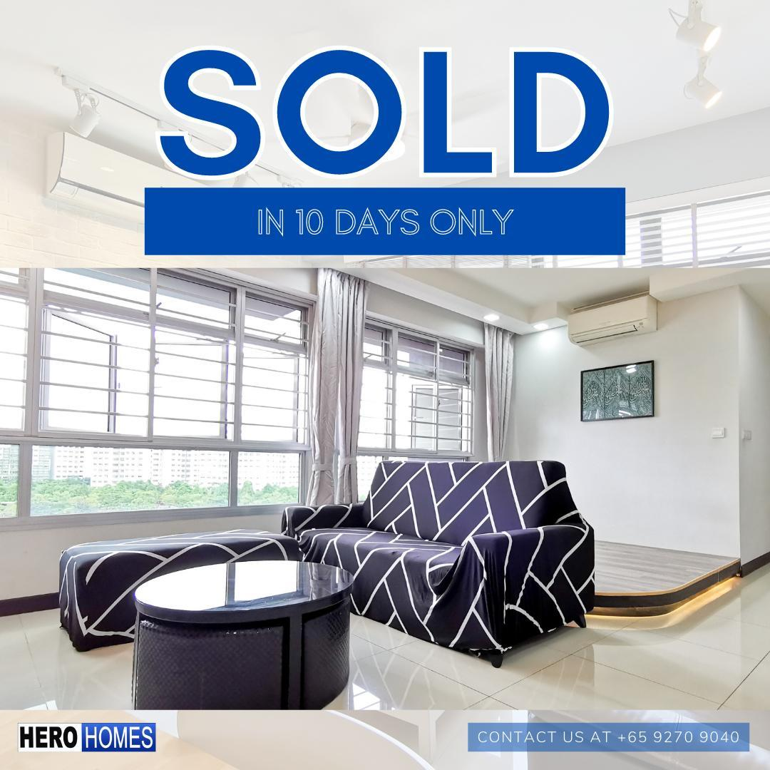 sold in 10 days herohomessg
