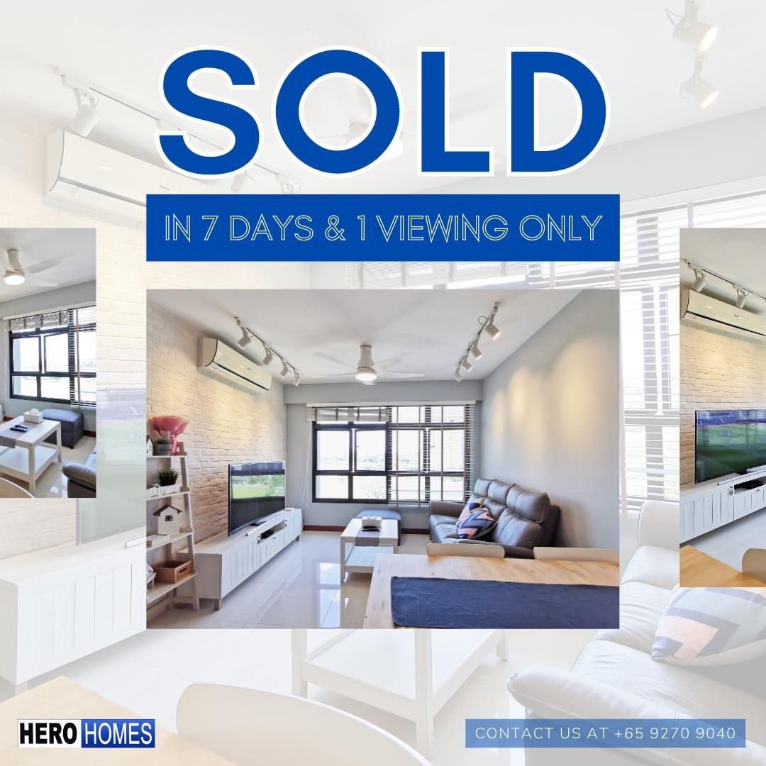 sold in 7 days herohomessg