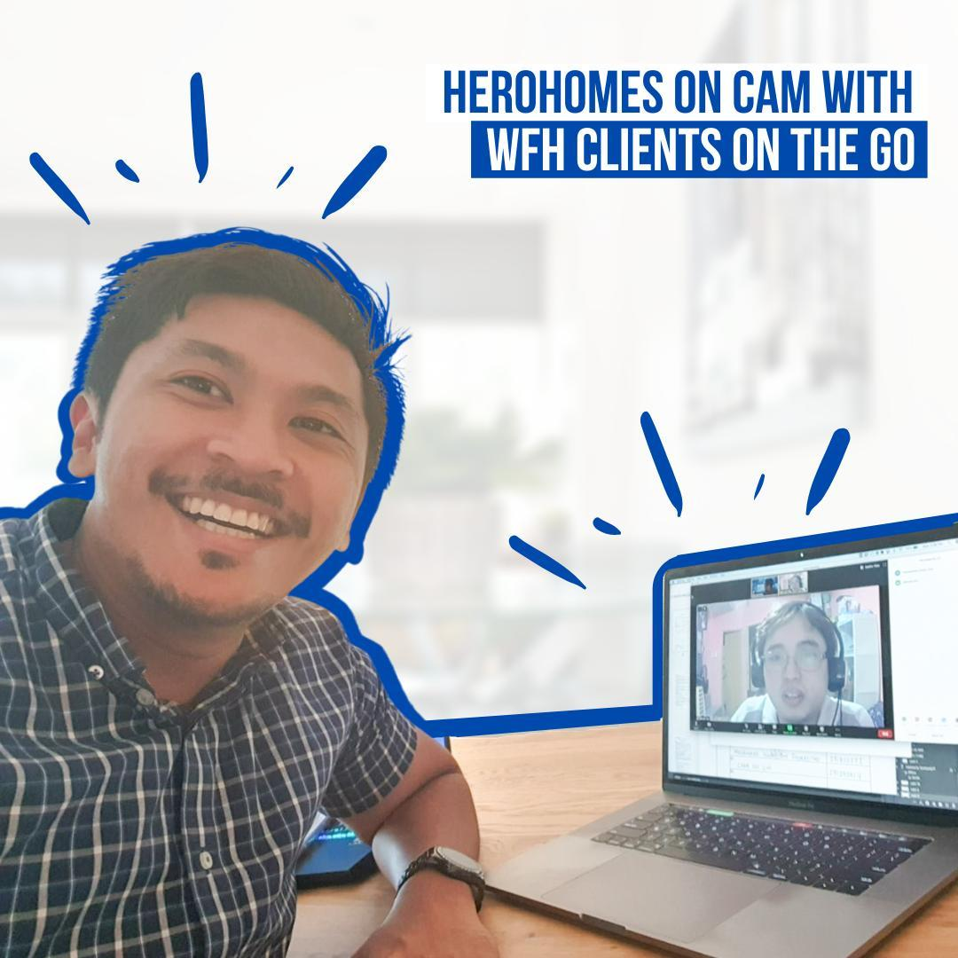 wfh clients herohomessg