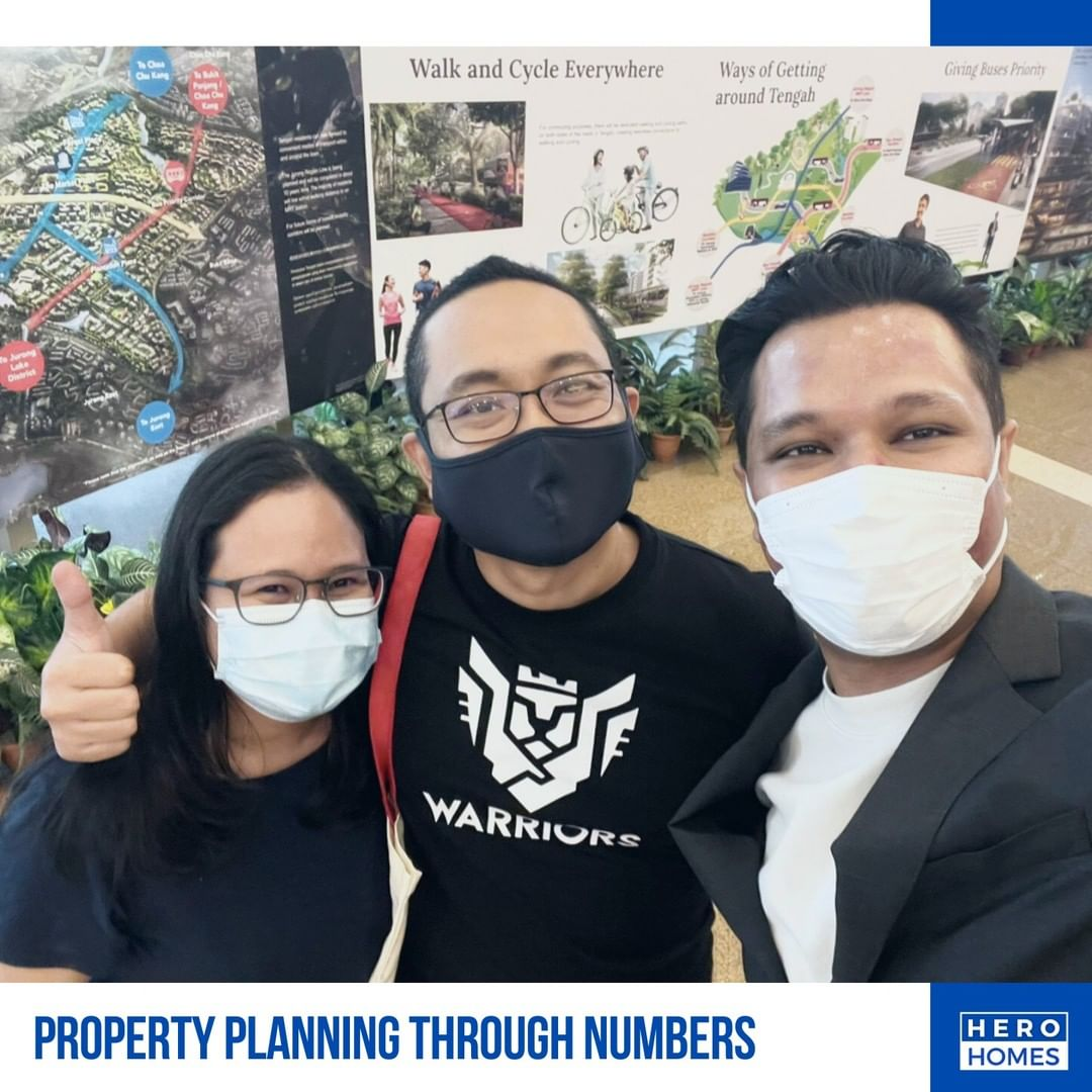 planning through numbers herohomes