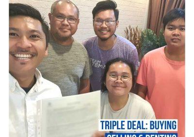 triple deal herohomes